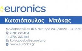 euronics- Κωτσιόπουλος Μπόκας