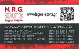 N.R.G sports Dagres